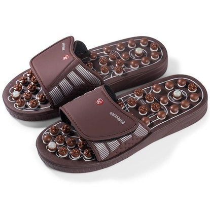 BYRIVER Acupressure Slippers
