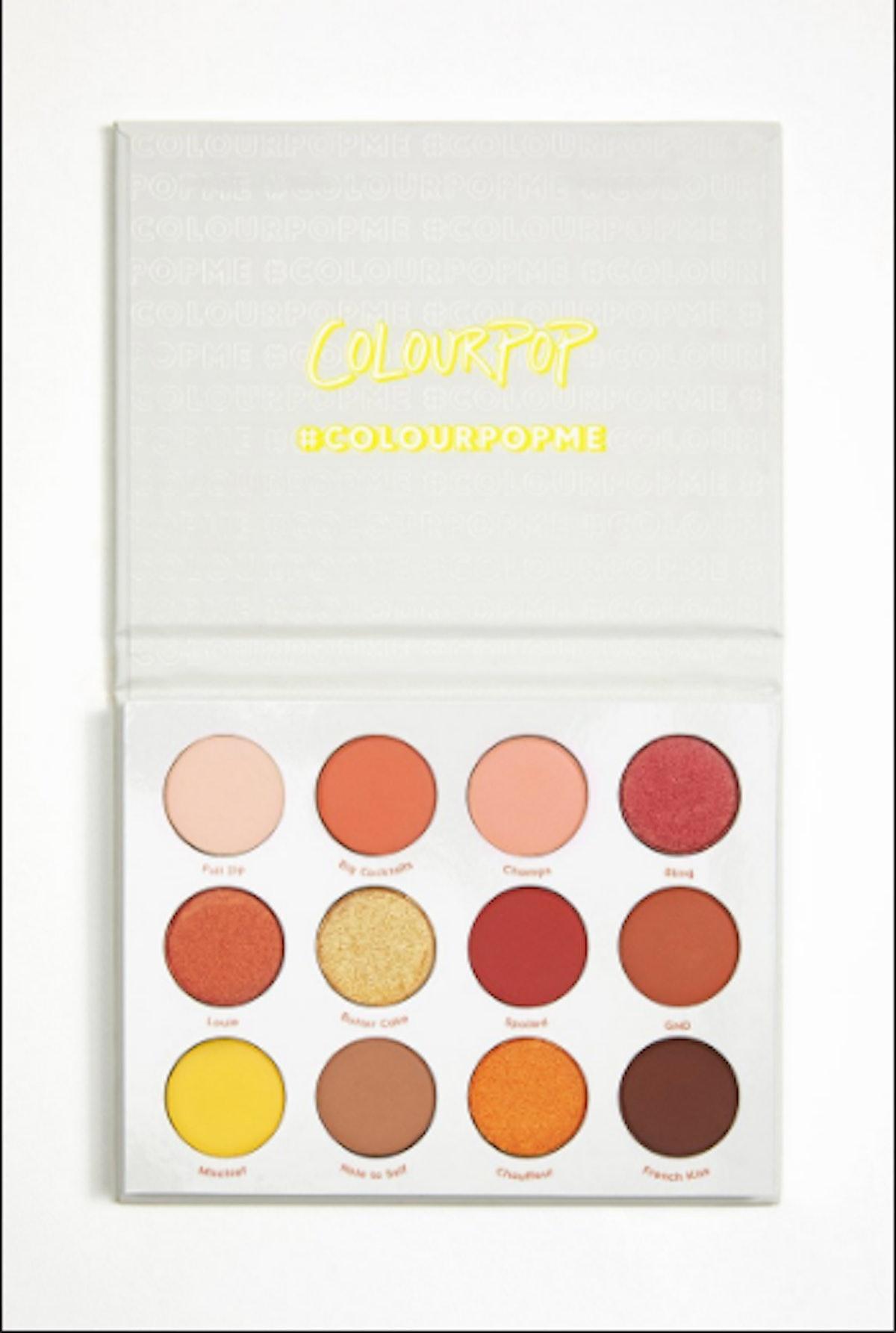YES, PLEASE! Pressed Powder Shadow Palette