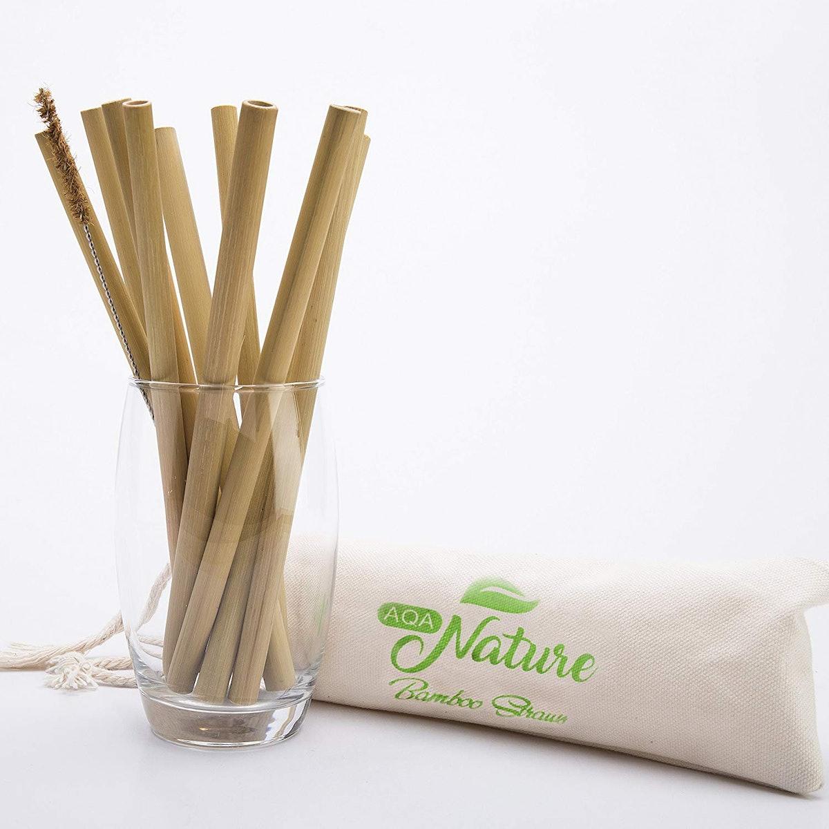 NatrualNeo Organic Bamboo Straws