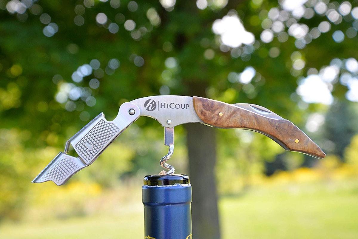 HiCoup Professional Waiter's Corkscrew