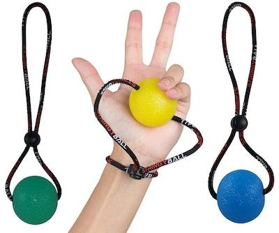 StringyBall Stress Ball (Pack Of 3)