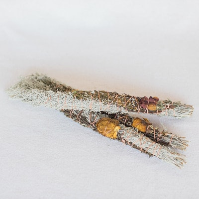 Wild Harvested Smudge Sticks