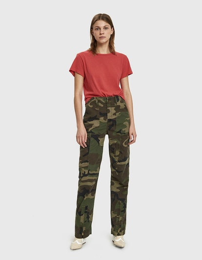 RE/DONE Originals Camo Cargo Pant