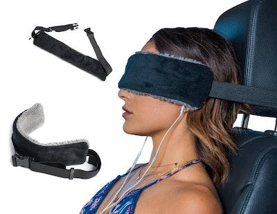 The SeatSleeper Travel Head Support Pillow