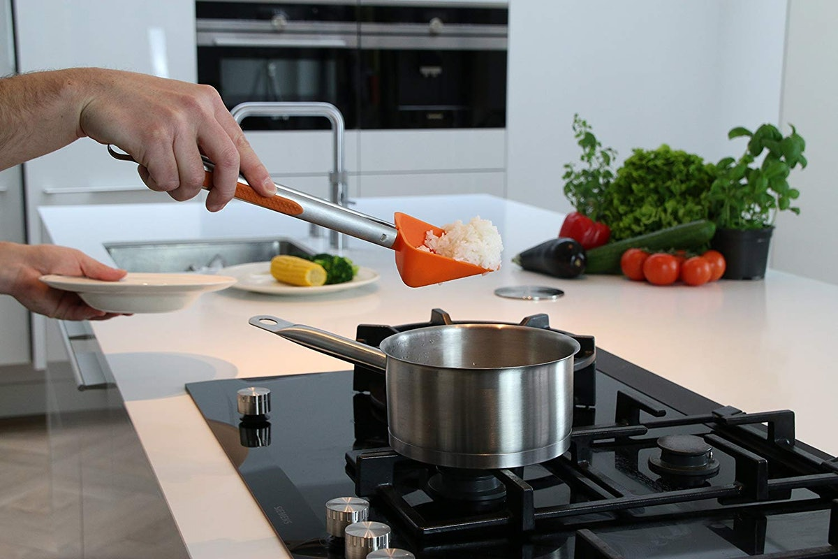 TNK Brand Barracuda Kitchen Multitongs