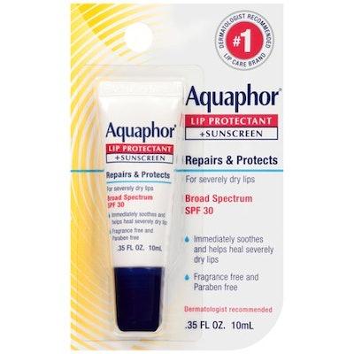 Aquaphor Lip Repair + Protect .35 fl. oz. Carded Pack