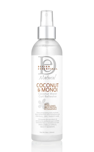 Coconut & Monoi Water Curl Refresher