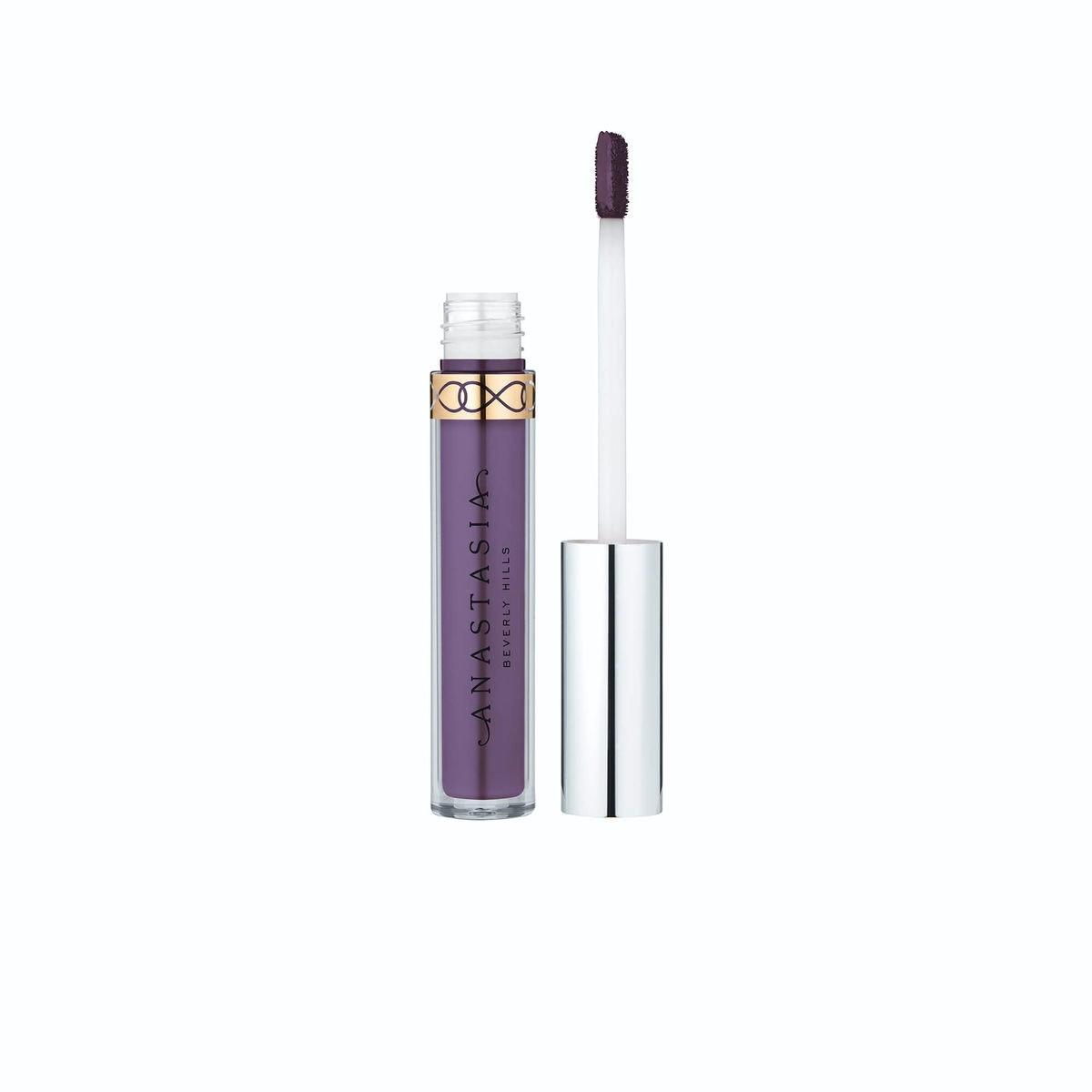 """Liquid Lipstick in """"Violet"""""""