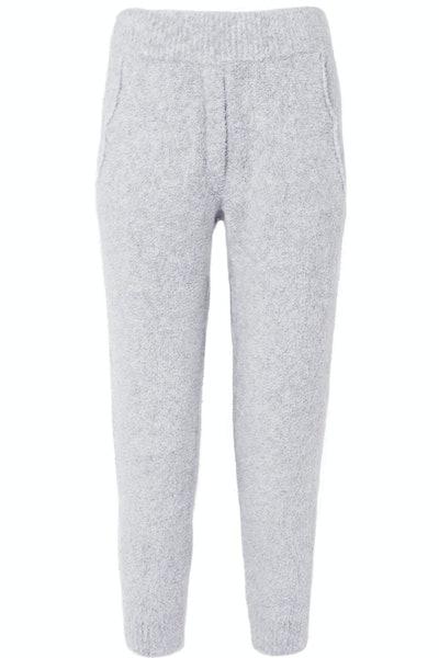 Bouclé Track Pants