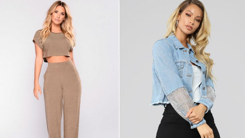 The internet cant cope with these Fashion Nova lace up