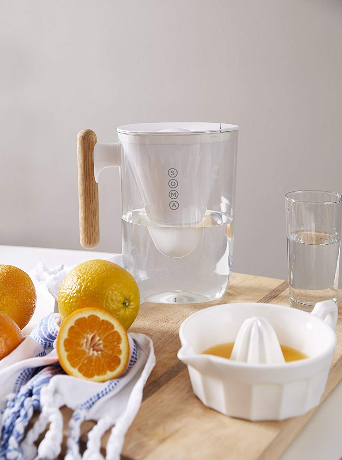 Soma Water Filter Pitcher
