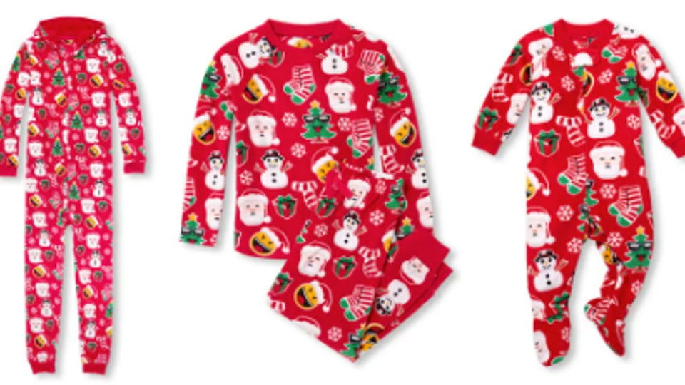 the childrens place holiday pajama sale has everything you need for the cutest family christmas card ever - Christmas Card Sale