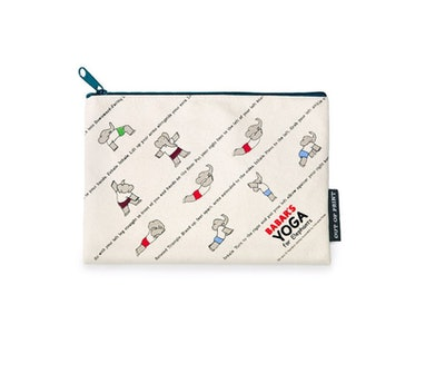 Babar's Yoga for Elephants Pouch