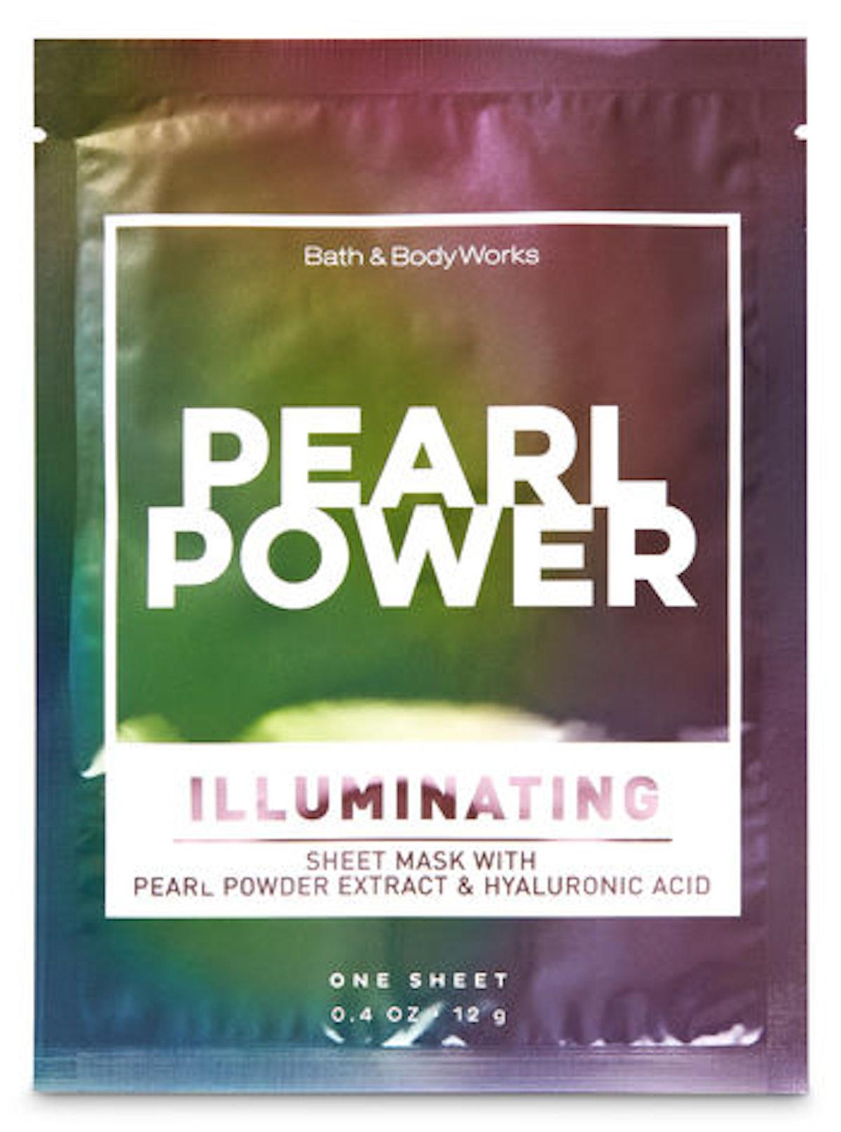 Pearl Power Illuminating Sheet Mask