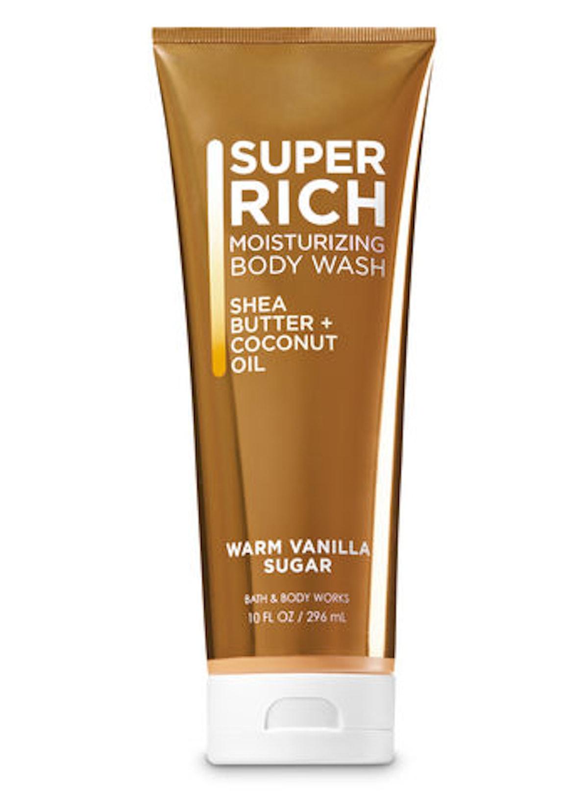 Warm Vanilla Sugar Moisturizing Body Wash