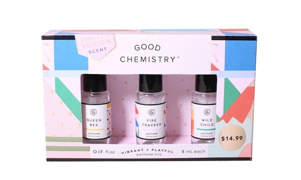 Good Chemistry Rollerball Fragrance Gift Set