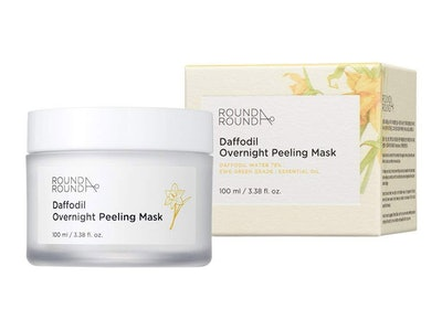 Daffodil Overnight Peeling Mask