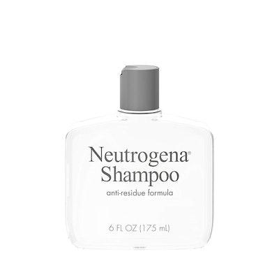 Neutrogena Shampoo Anti-Residue Formula