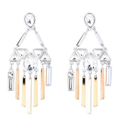 Swarovski Airy Chandelier Earrings