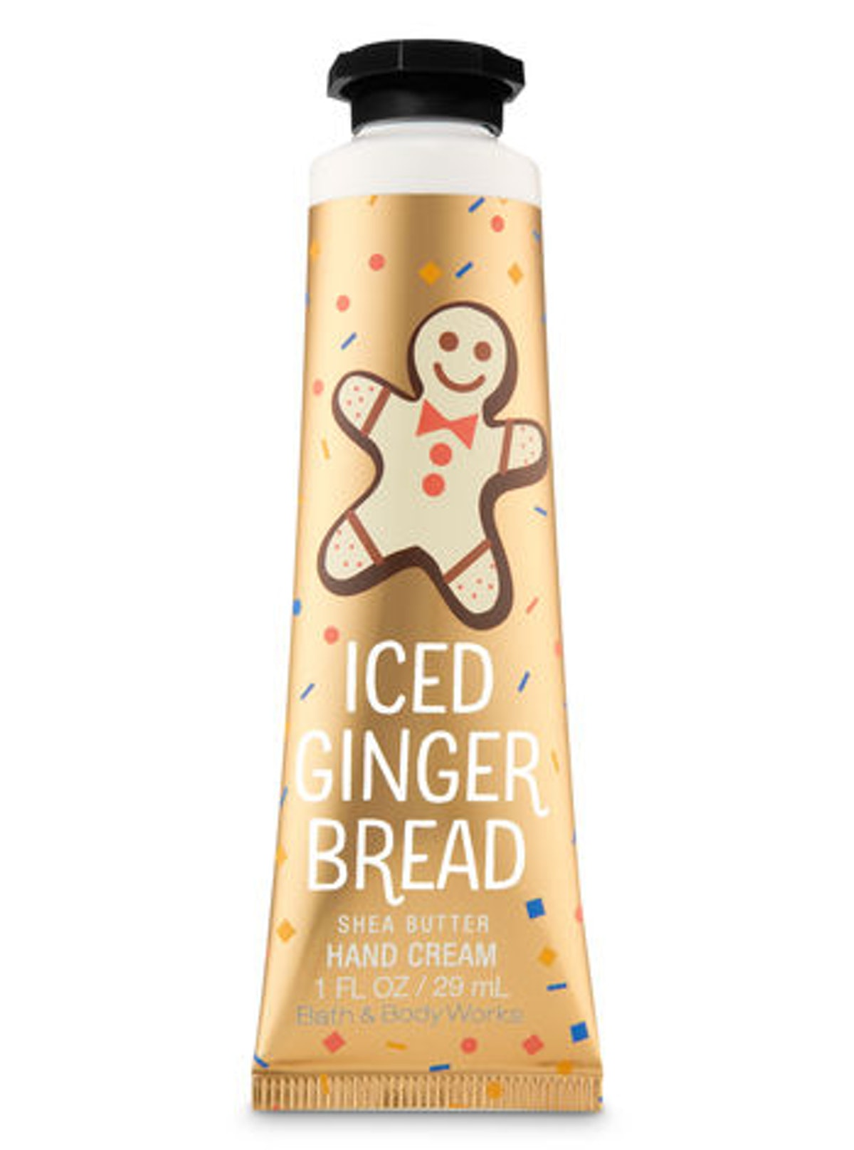 Iced Gingerbread Hand Cream