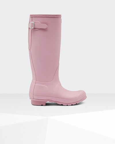 Women's Original Back Adjustable Rain Boots: Blossom