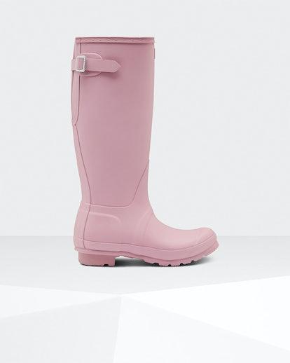 Women's Original Back Adjustable Rain Boots: Blossom