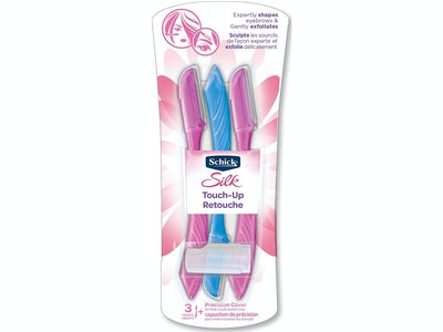 Schick Silk Touch-Up (3 Count)