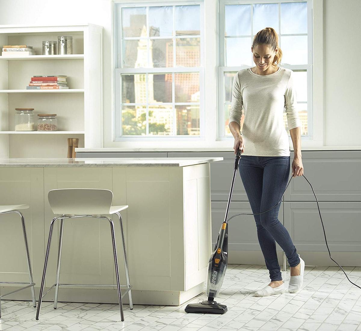 Eureka Blaze Three-In-One Swivel Vacuum