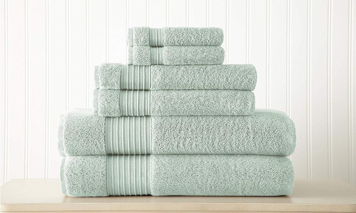 Amrapur Overseas Turkish Cotton Towel Set