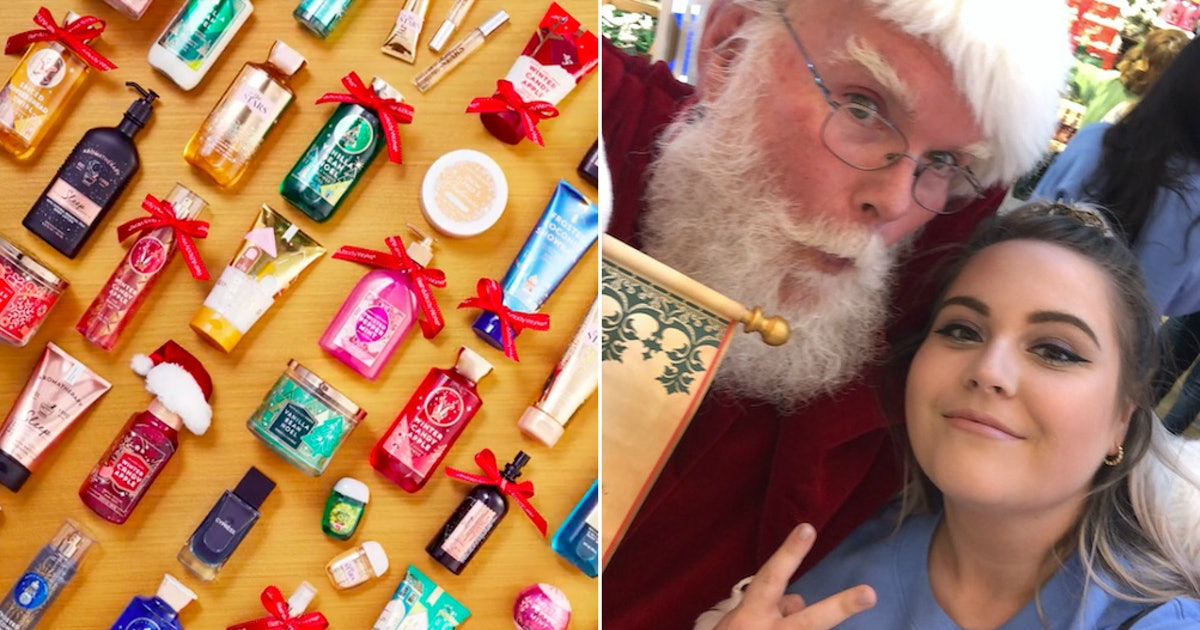 Bath Amp Body Works 2018 Holiday Collection Is Truly Out Of