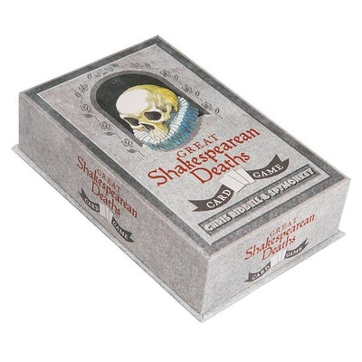 Great Shakespeare Deaths Card Game