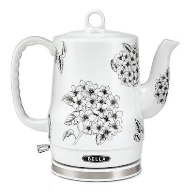 BELLA Electric Ceramic Tea Kettle
