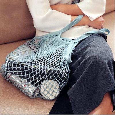 Flyou Portable Reusable Mesh Bags