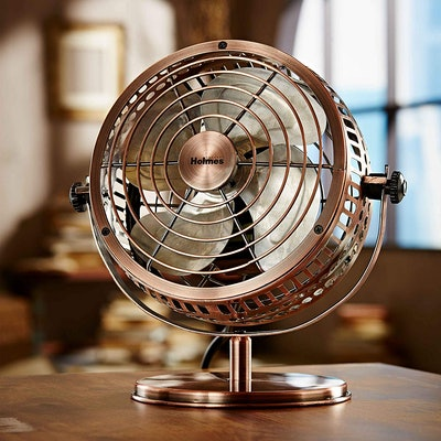 Holmes Heritage Desk Fan
