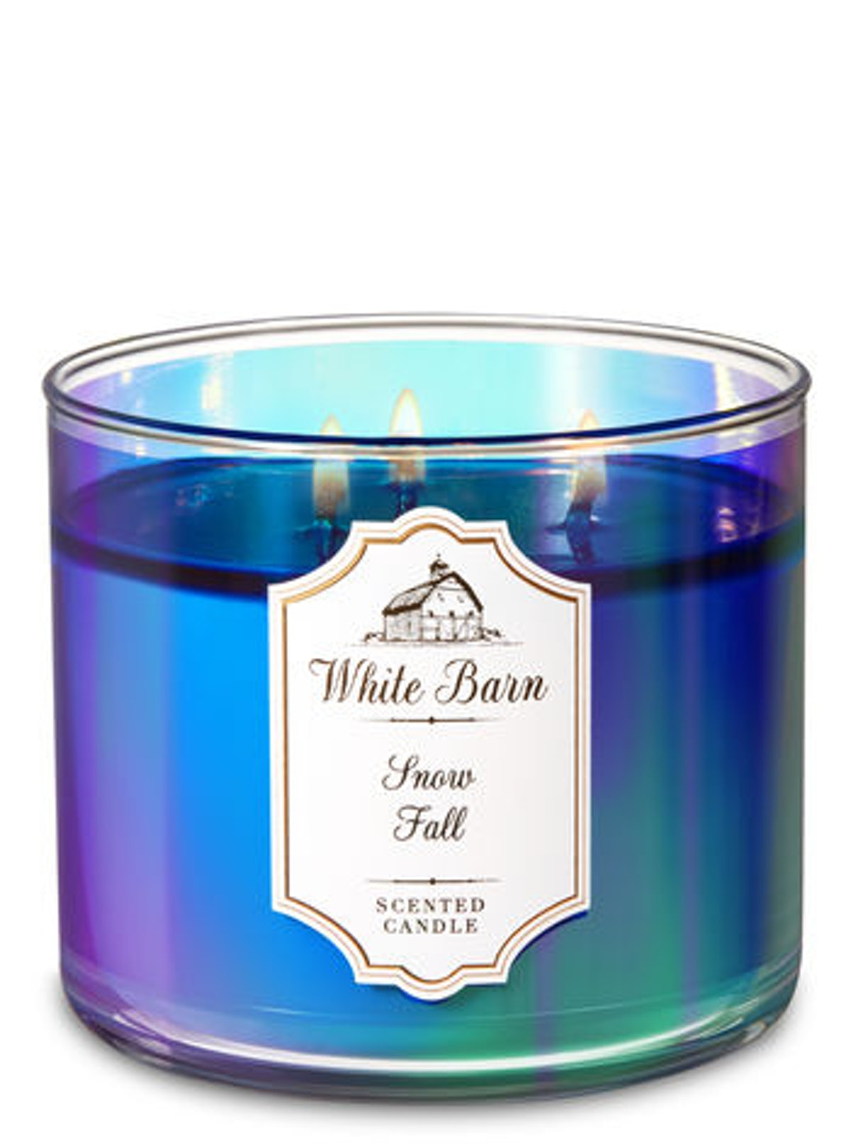 Snow Fall 3-Wick Candle