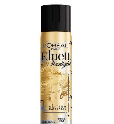 L'Oreal Elnett Starlight Glitter Hairspray