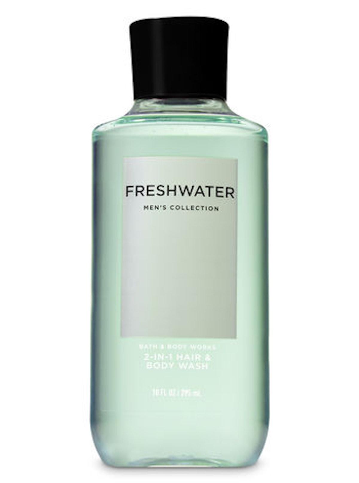 Freshwater 2-in-1 Hair & Body Wash