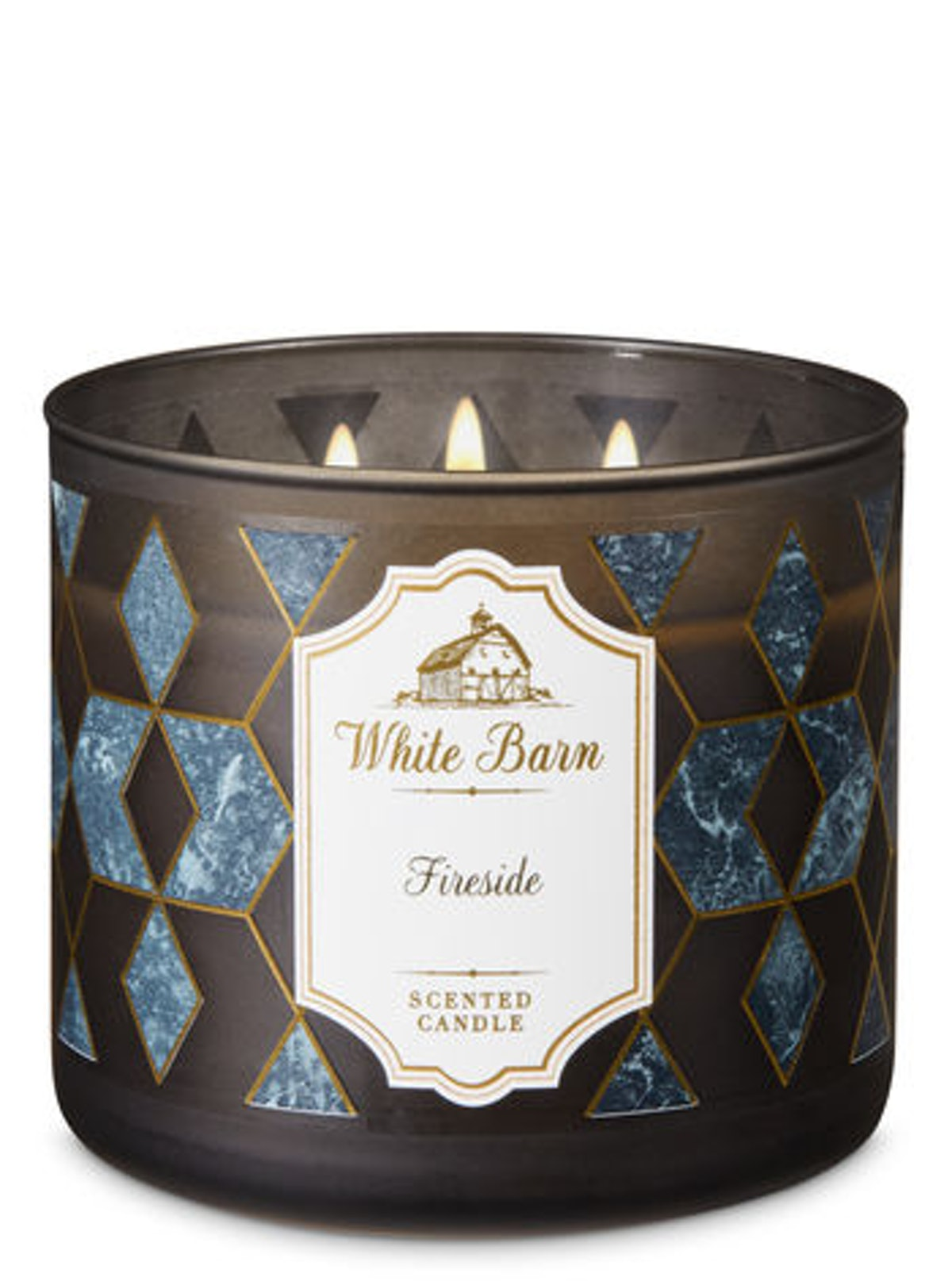 Fireside 3-Wick Candle