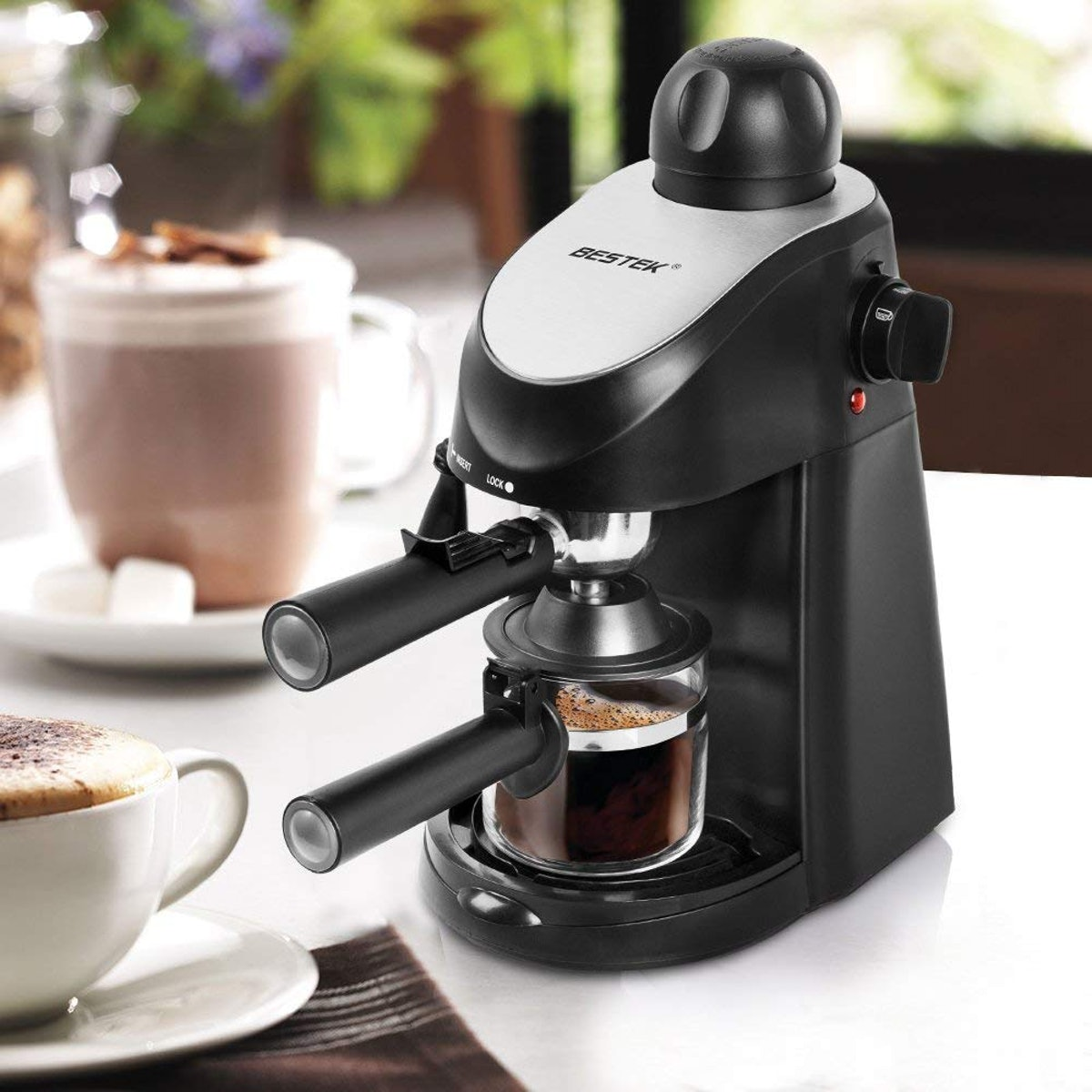 BESTEK Espresso Machine