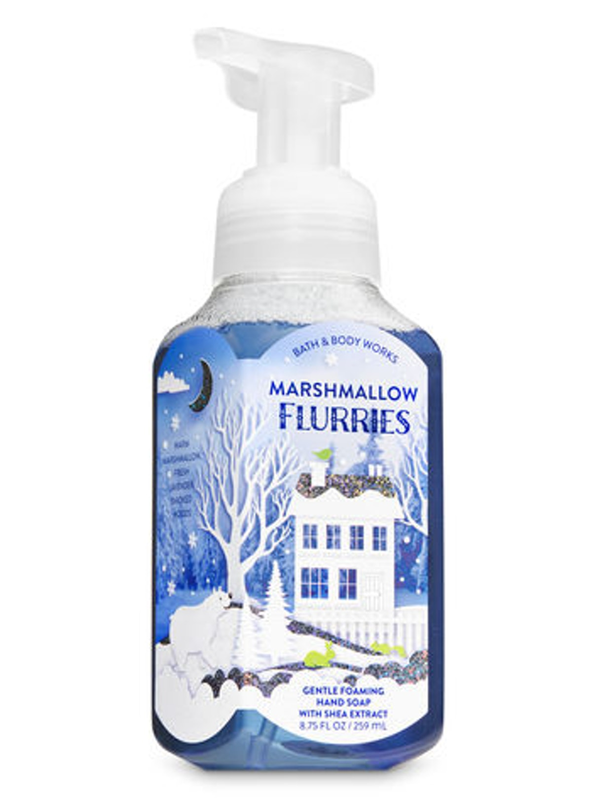 Marshmallow Flurries Gentle Foaming Hand Soap
