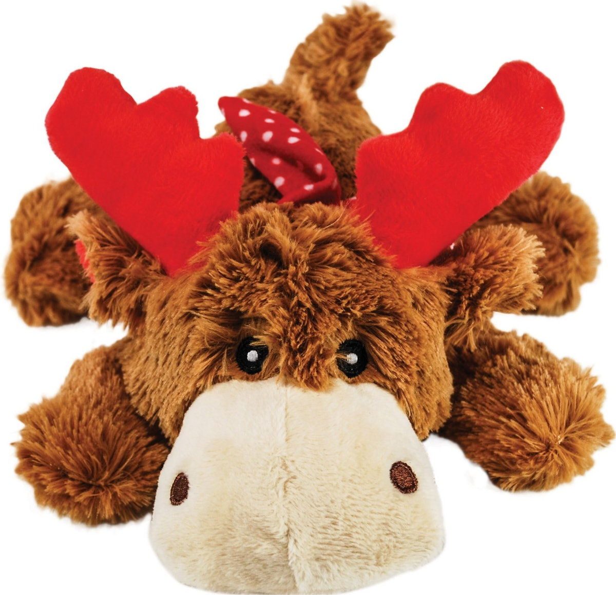 KONG Holiday Cozie Reindeer Dog Toy