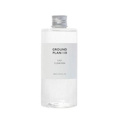 Ground Plan First Clear Skin
