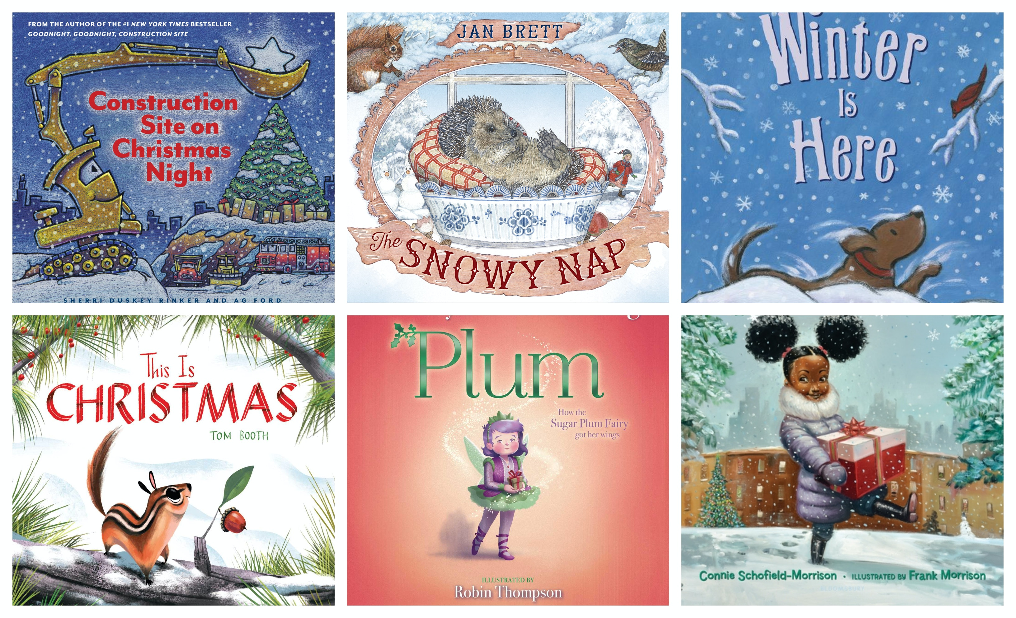 Christmas Books For Kids.26 New Christmas Books For Children To Read This Holiday Season