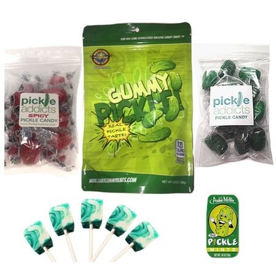 Extreme Pickle Candy Sampler Gift Pack
