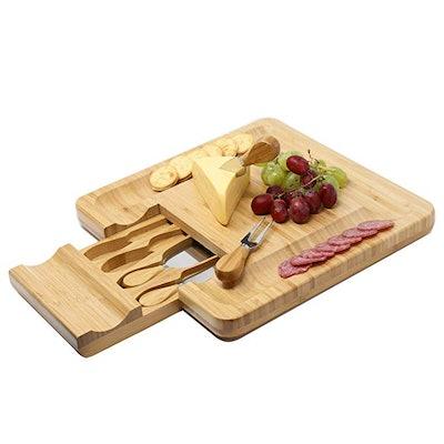 Kagura Bamboo Cheese Board