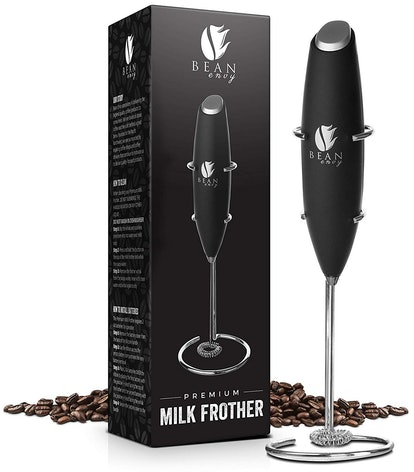 Bean Envy Handheld Electric Milk Frother