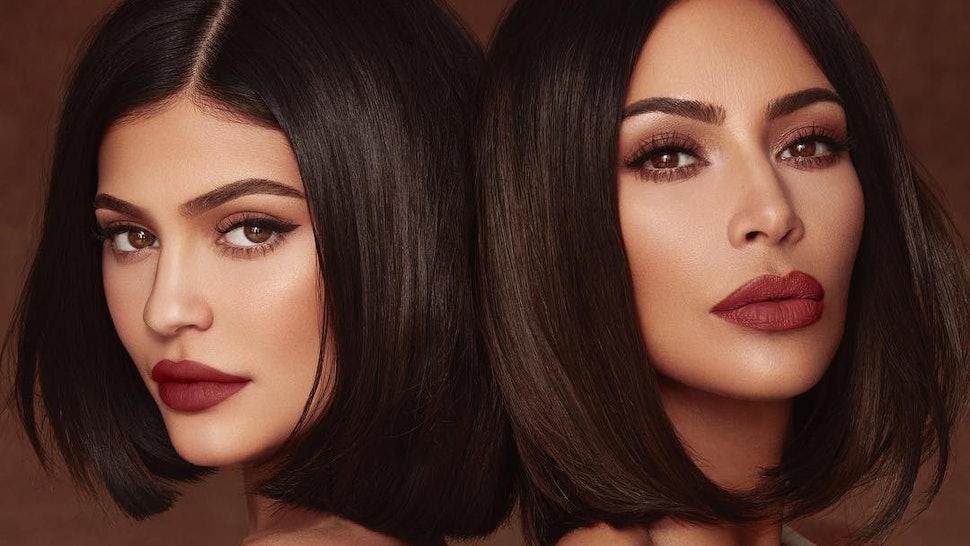 Znalezione obrazy dla zapytania Kkw Beauty &  Kylie Cosmetics