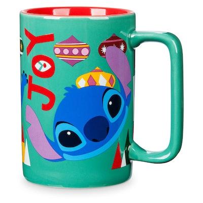 Stitch Holiday Mug