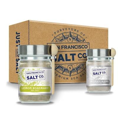 San Francisco Salt Co Gift Set