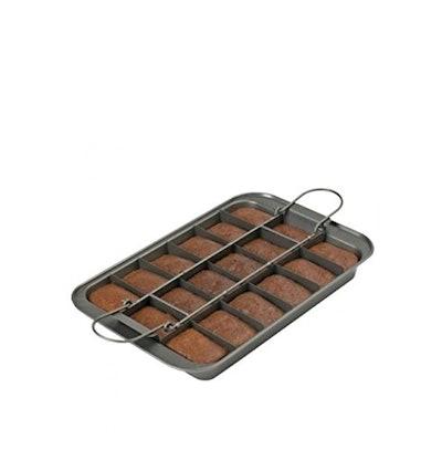 Chicago Metallic Slice Brownie Pan